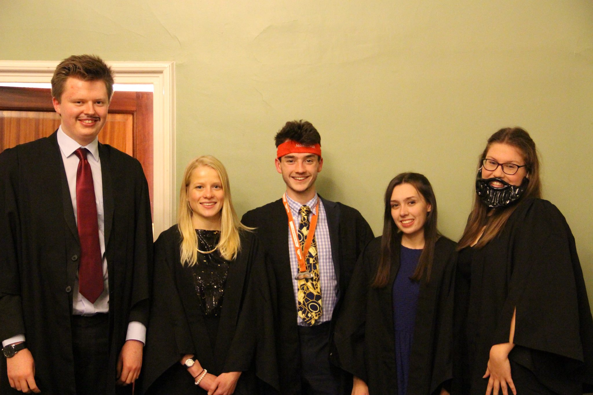 Charities Committee Exec 2015/16
