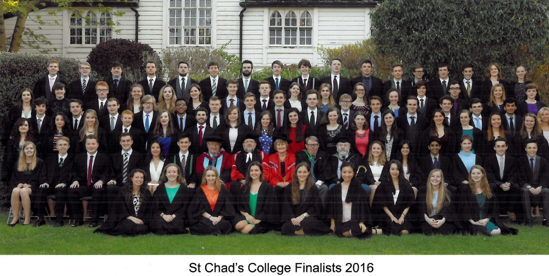People St Chad S College Durham