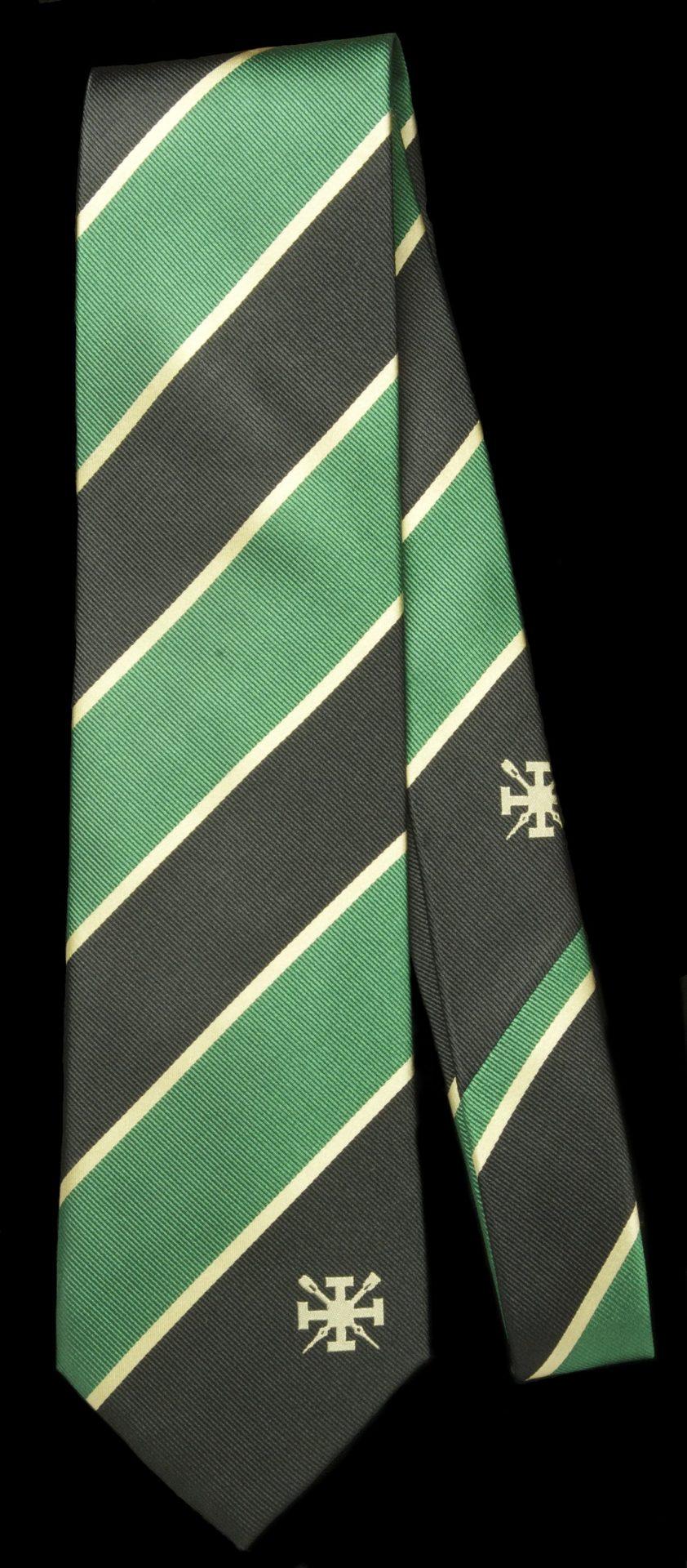 greenandblack-tie